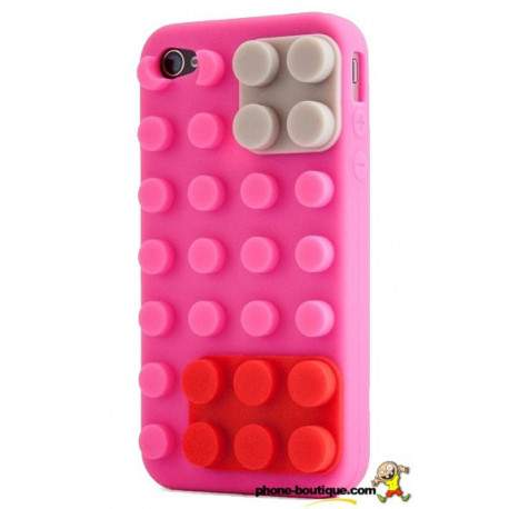 coque lego iphone 4