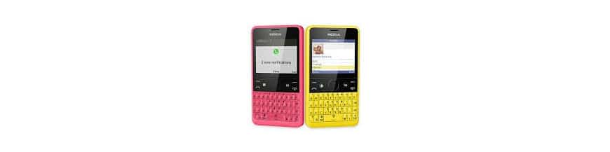 Coques et étuis personnalisés pour Nokia ASHA 210