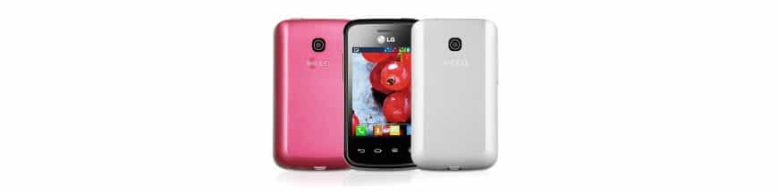 Coques et étuis pour LG Optimus L1 II