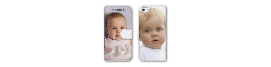 Coques et étuis personnalises pour iPhone 8 +