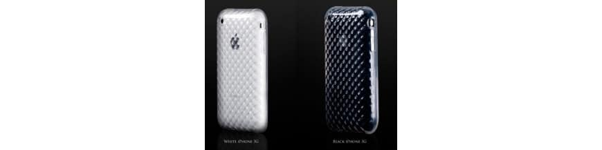Coques silicone pour IPHONE 3