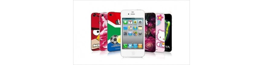 Stikers pour Iphone 4