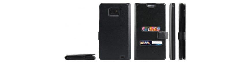 Etuis cuir pour Samsung GALAXY S2