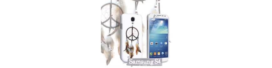 Etuis cuir pour SAMSUNG GALAXY S4 i9500 / i9505