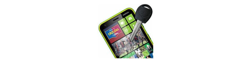 Films de protection pour NOKIA LUMIA 620