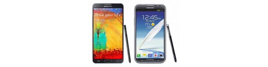 Coques et étuis cuir Personnalisés pour Samsung Galaxy Note 1